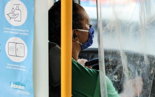Trabalhadores rodoviários relatam impacto da pandemia de covid-19 na rotina