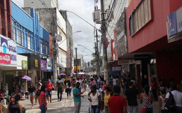 Vendas no varejo de Sergipe tiveram aumento de 2,1% em novembro