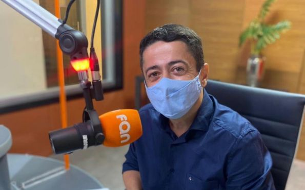 Fabiano Oliveira defende a ativação da Frente Parlamentar de Turismo