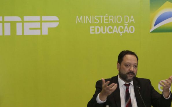 Presidente do Inep, Alexandre Lopes, é exonerado do cargo