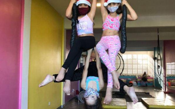 Circo: exercício lúdico e alternativo para quem quer movimentar o corpo