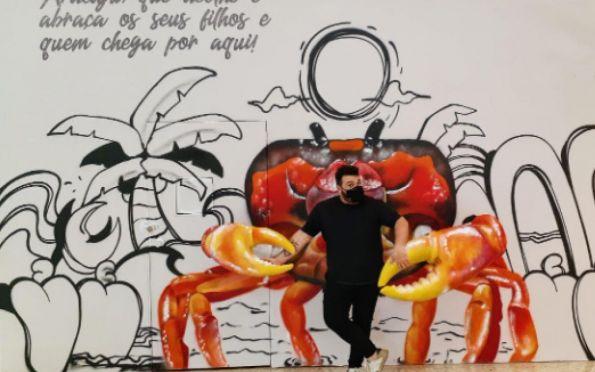 RioMar Shopping homenageia Aracaju com espaços instagramáveis em 3D