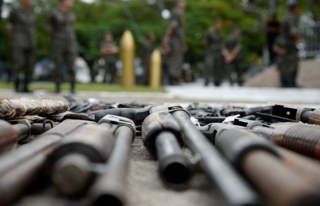 Cidadãos armados se tornaram preocupação nacional só nos anos 1990