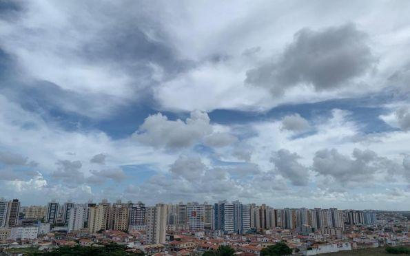 Aracaju registra chuva moderada, que deve se estender pelos próximos dias