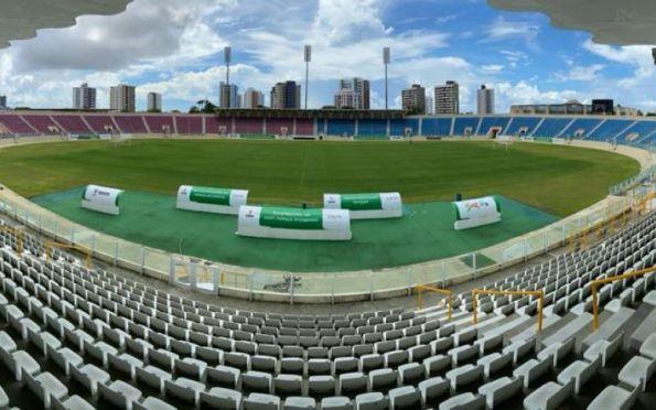 Arena Batistão reabre as portas com partida entre Sergipe e Lagarto