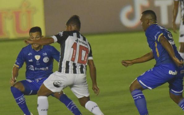Confiança e Botafogo-PB empatam sem gols pela Copa do Nordeste