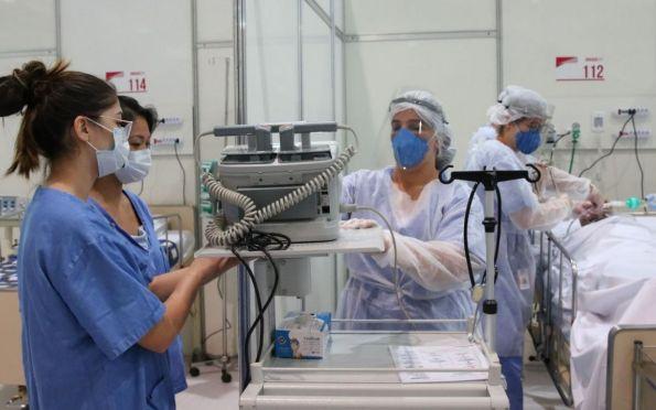 Covid-19: Brasil tem 3.693 mortes e 83.317 diagnósticos positivos em 24h