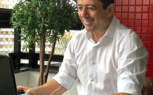 Fabiano pede antecipação da vacina para pessoas com Down e seus cuidadores