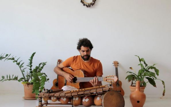 Franco-brasileiro, Paulinho Araújo lança música 'Terra'; saiba onde ouvir