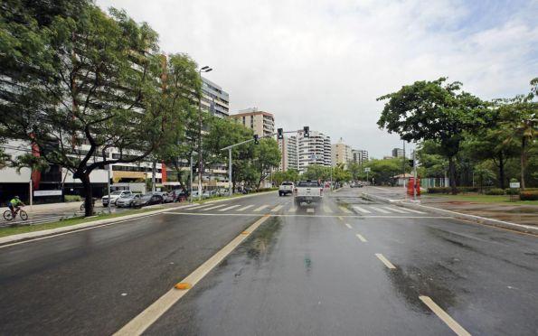 Sergipe tem alerta para risco de chuva nesta semana