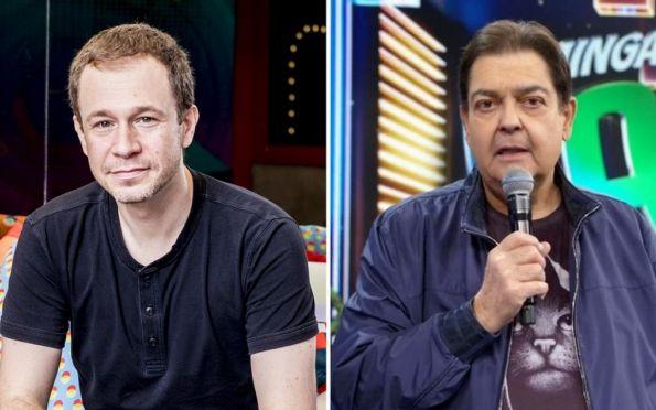 Globo antecipa saída de Faustão e Tiago Leifert assume como interino