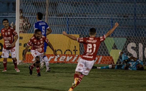 No Rei Pelé, Confiança perde para o CRB pela terceira rodada da Série B