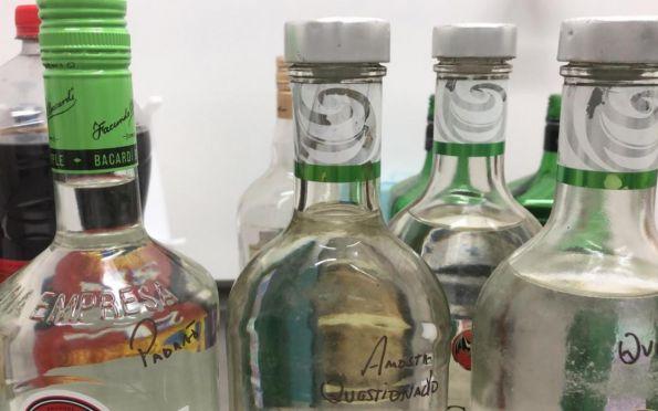 Perícia alerta para risco de morte no consumo de bebidas alcoólicas adulteradas