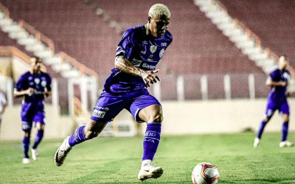 Recuperado de lesão, Iago Silva está disponível para enfrentar o CRB