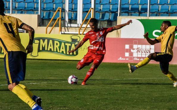 Sergipe e Itabaiana têm resultados opostos na 2ª rodada da Série D do Brasileiro