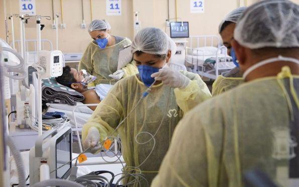 Sergiperegistra 816 casos de Covid-19e mais 24 mortes neste sábado