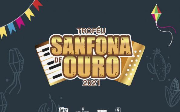 Entrega do troféu Sanfona de Ouro acontece hoje em Aracaju