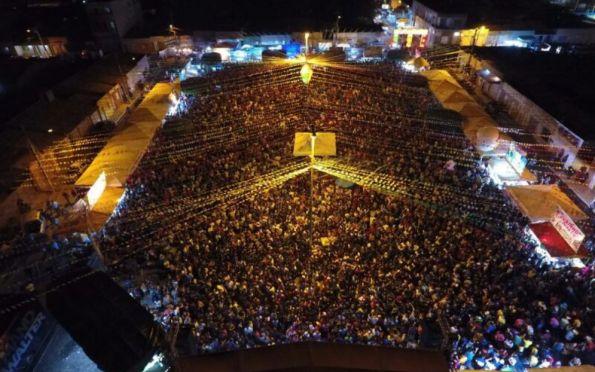 Festa das Barracas é reconhecida como Patrimônio Cultural