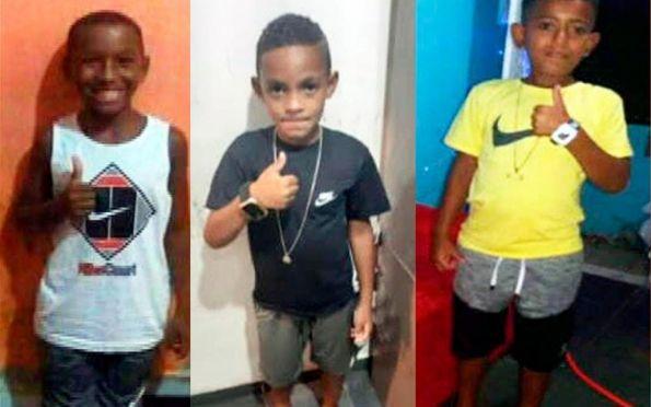 Ossos encontrados podem ser de meninos desaparecidos em Belford Roxo