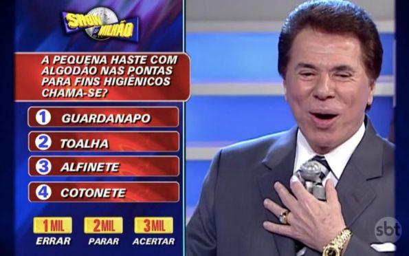 Sem Silvio Santos, Show do Milhão ganha data de estreia no SBT