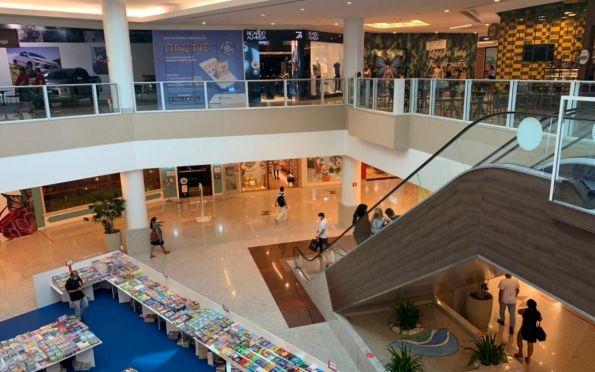 Shoppings Jardins e RioMar Aracaju voltam a operar em horário normal