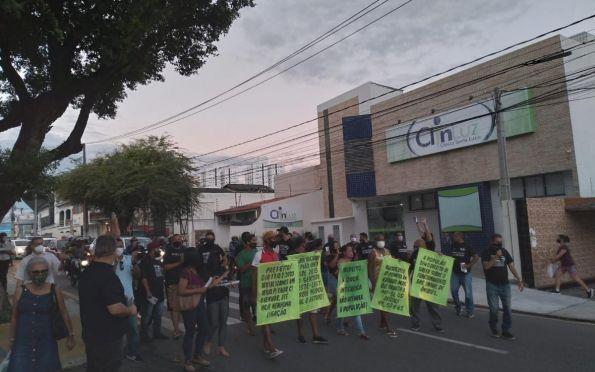 Movimento no comércio da Nestor Sampaio caiu 70%, aponta Feconseg