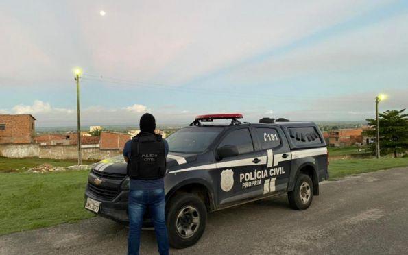 Presa mulher apontada como chefe de tráfico no Baixo São Francisco, em SE