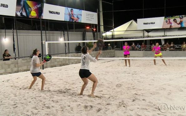 1º Open Wert de Beach Tênis reúne mais de 200 atletas em Aracaju