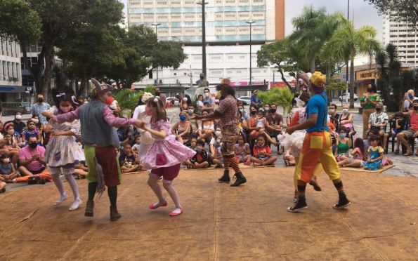 Confira a programação oficial do Festival de Artes Cênicas de Aracaju