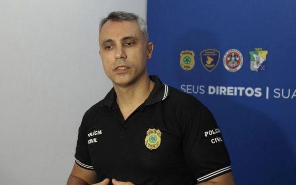Delegado é baleado na zona de expansão de Aracaju; veja o vídeo