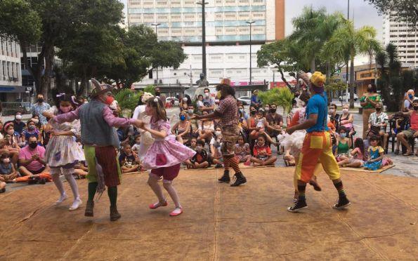 Festival de Artes Cênicas chega à terceira semana em Aracaju