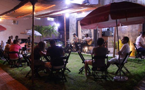 Festival de Barzinhos mescla ritmos e contempla cinco bairros de Aracaju