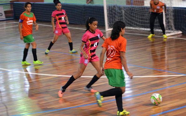 Futsal reúne maior número de inscritos para os Jogos da Primavera de 2021