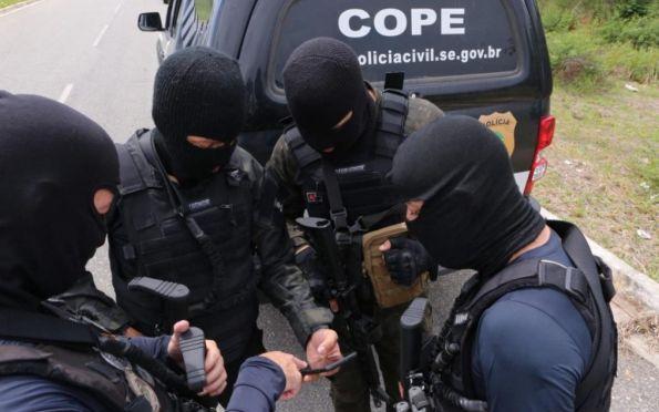 Justiça confirma prisão preventiva dos envolvidos no crime contra delegado