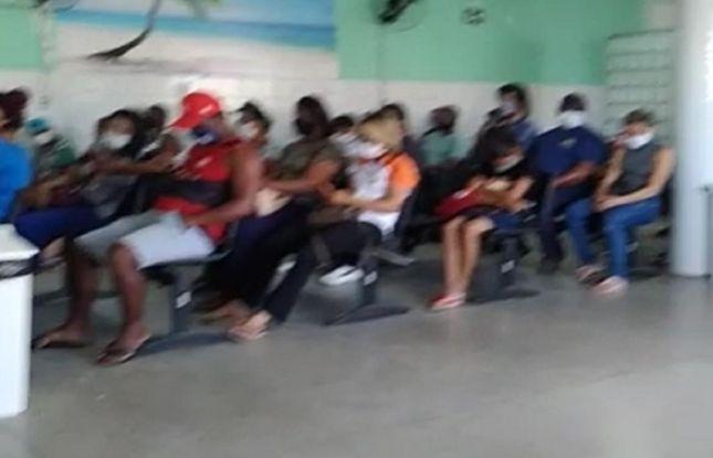 Falta de médico no Zé Franco provoca lotação no Nestor Piva em Aracaju