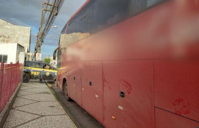 Homem é preso por importunação sexual dentro de ônibus em Sergipe
