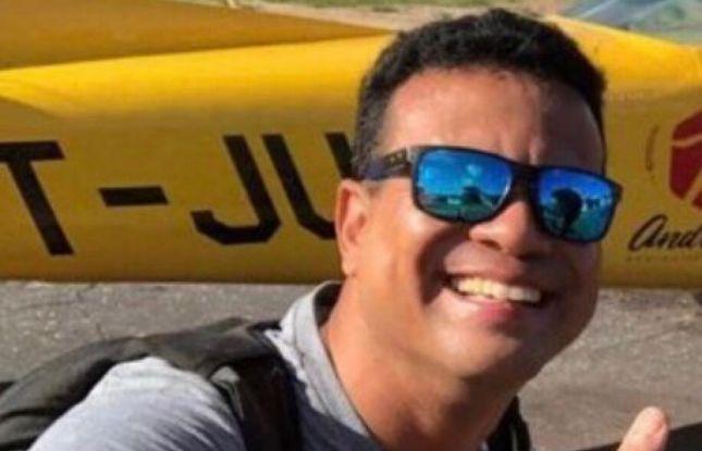 Quem é o paraquedista que morreu após cair no mar na zona sul de Aracaju