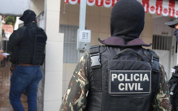 Acusado por estupro de vulnerável em Estância é preso em São Paulo