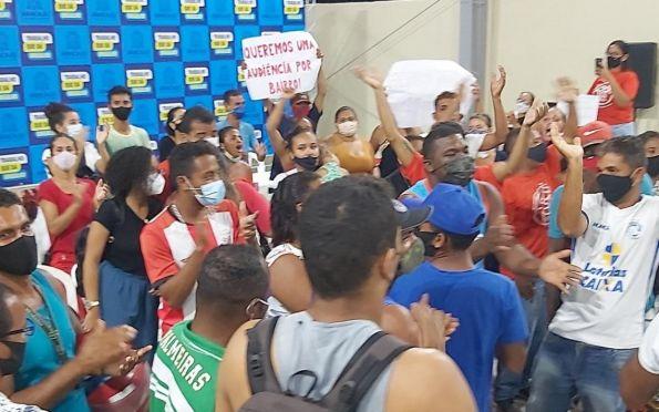 Audiência pública do Plano Diretor na Atalaia é cancelada após manifestação