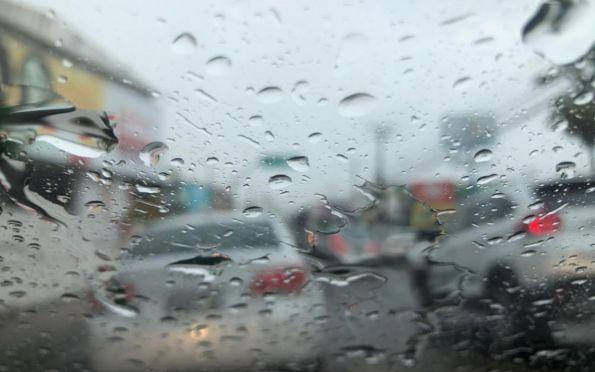 Defesa Civil emite alerta de chuva moderada nas próximas 24h em Aracaju