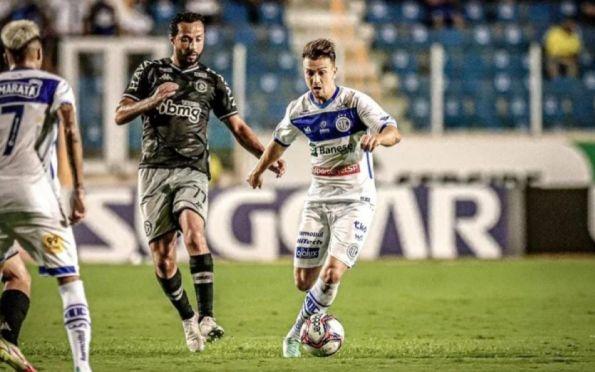 Dentro de casa, Confiança é derrotado pelo Vasco na 28ª rodada da Série B