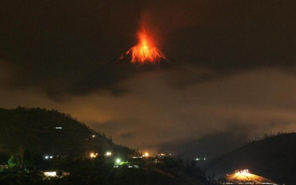 Fim de erupção de vulcão em ilha La Palma não está próximo