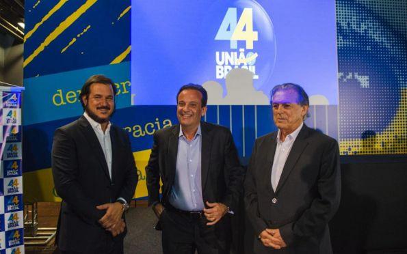 Fruto da fusão de PSL e DEM, União Brasil será comandado por André Moura em SE