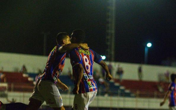 Itabaiana avança nos pênaltis para próxima fase da pré-Copa do Nordeste