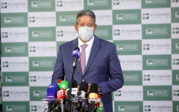 Lira quer votar na próxima semana alteração do ICMS dos combustíveis