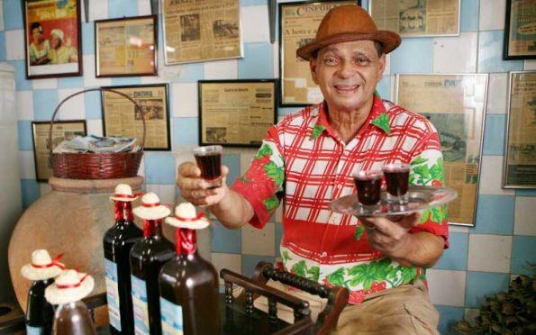 Morre Carlos Henrique, dono do Licor Gabriela, nesta sexta-feira, em Aracaju