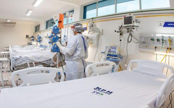 Não imunizados são 74% dos internados por Covid entre julho e setembro