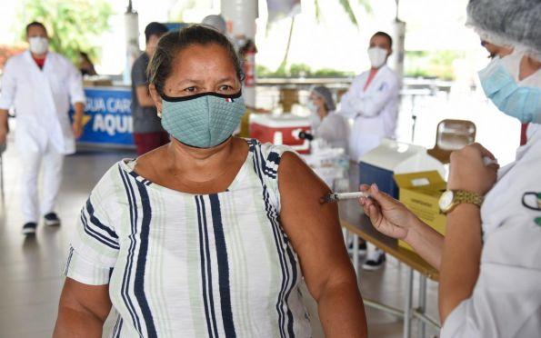 Prefeitura de Aracaju inclui novos grupos para a vacinação de reforço; confira