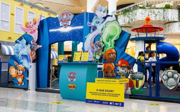 Shoppings de Aracaju oferecem roteiro de diversão para as famílias