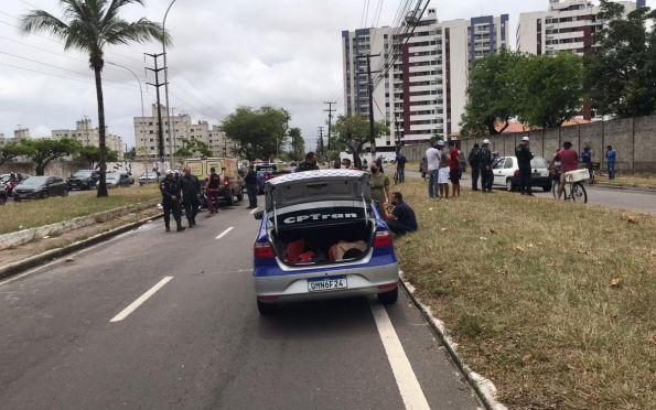 SMTT registra 10 acidentes durante o final de semana em Aracaju